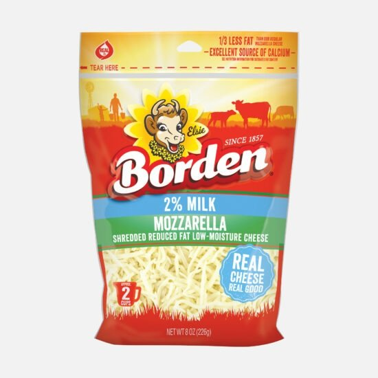 Borden Cheese Packaging