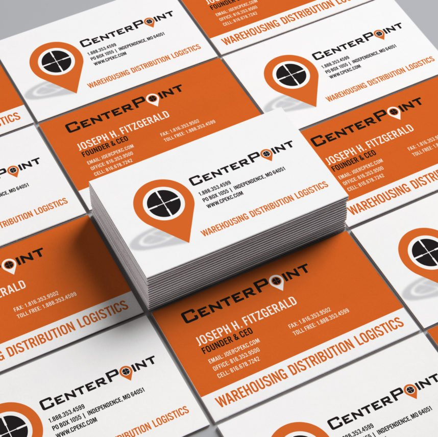CenterPoint Business Cards