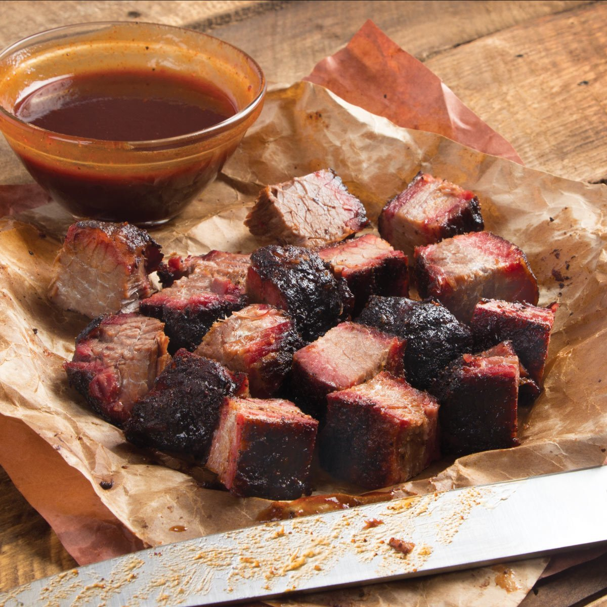 Meat Mitch Burnt Ends