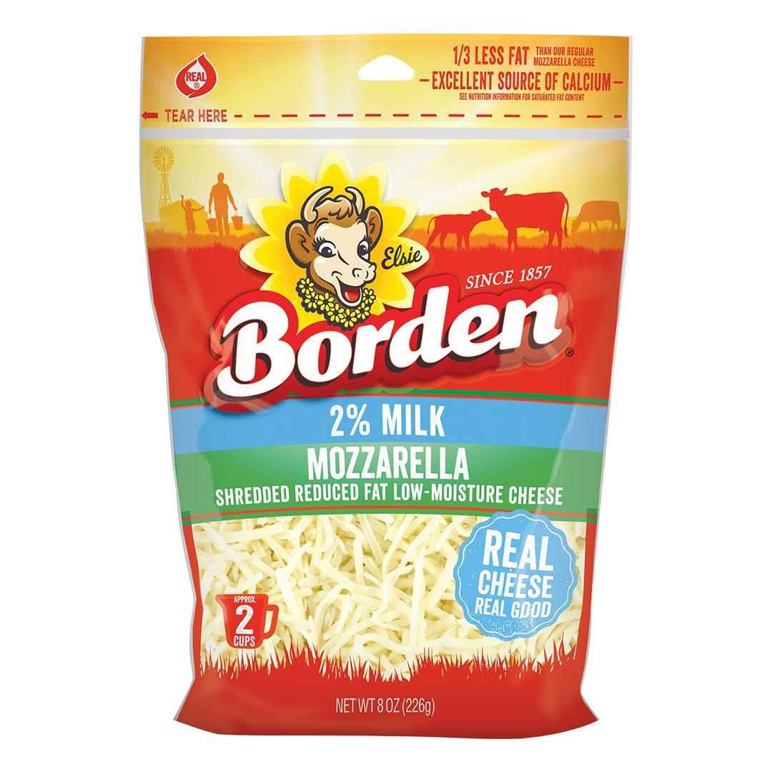 Borden Cheese Packaging