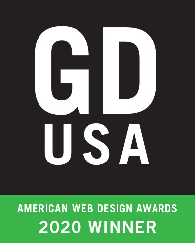 2020 American Web Design Award Winner