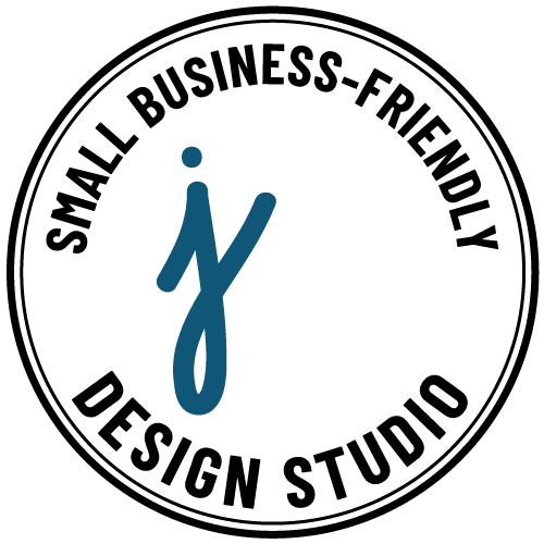 small business-friendly design studio JW seal