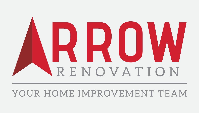 Arrow Renovation - Your Home Improvement Team Logo
