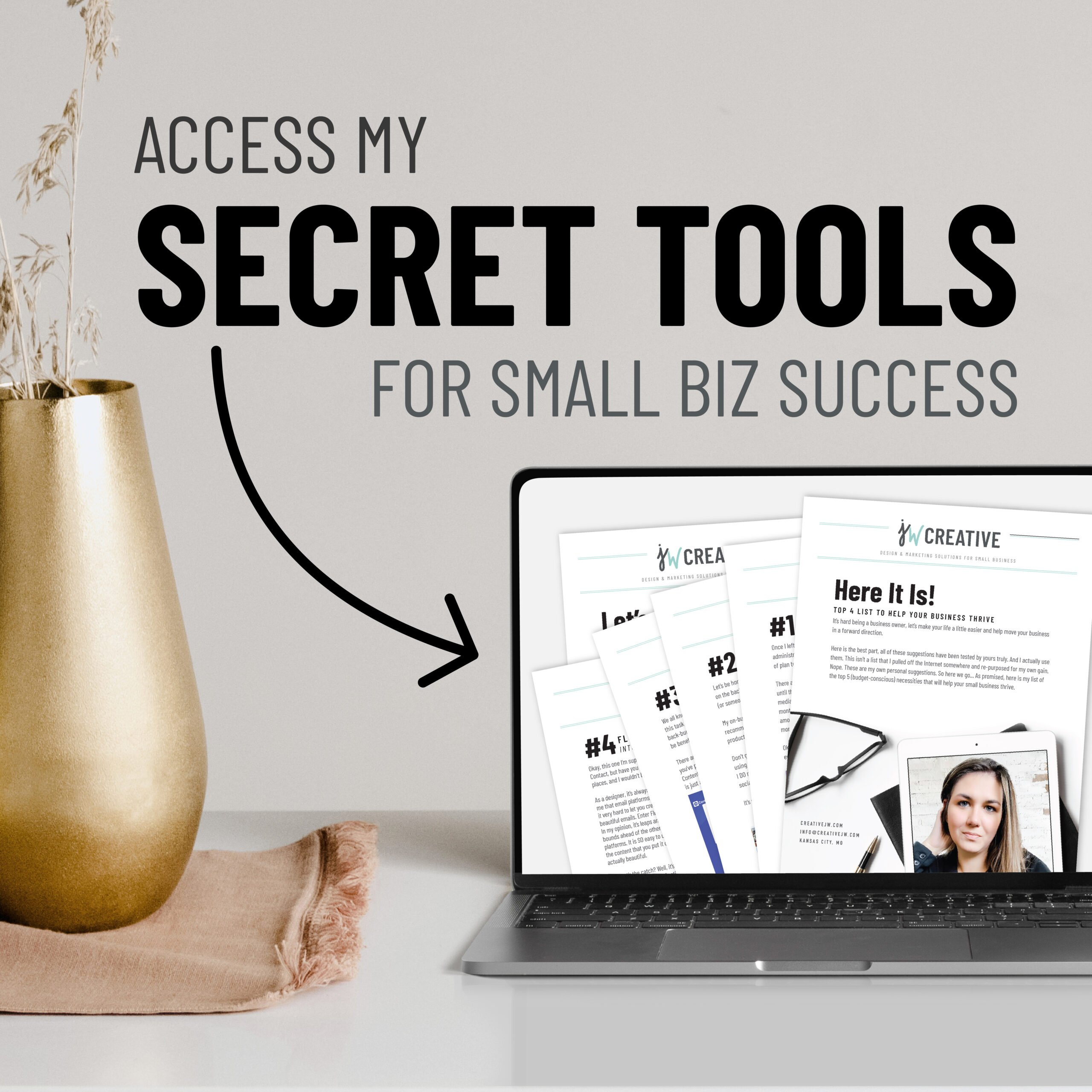 Secret tools for small business success