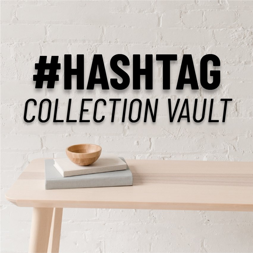 Hashtag Collection Vault Workbook